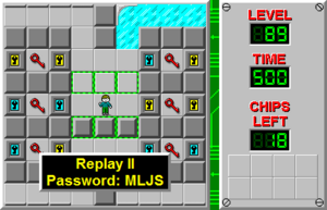 CCLP3 Level 89