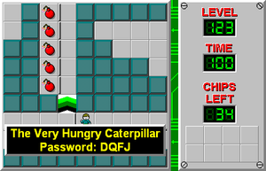 CCLP1 Level 123