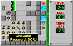 CCLP1 Level 146