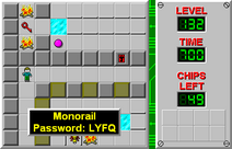 CCLP4 Level 132