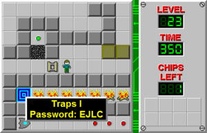 CCLP2 Level 23