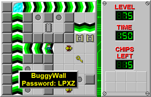 CCLP2 Level 75