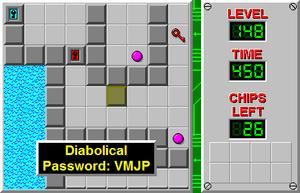 CCLP3 Level 148