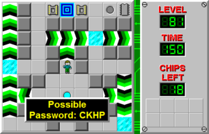 CCLP3 Level 81