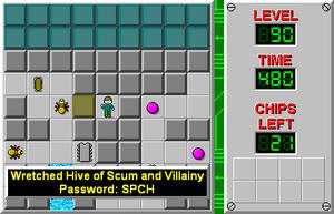 CCLP4 Level 90