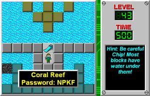 CCLP4 Level 43