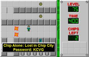 CCLP3 Level 75