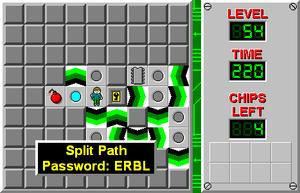 CCLP4 Level 54