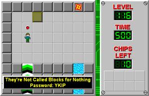 CCLP4 Level 116