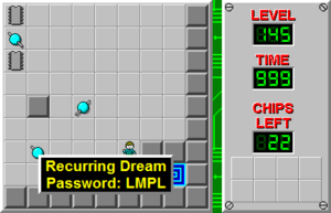 CCLP3 Level 145