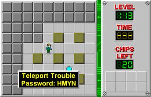 CCLP1 Level 113