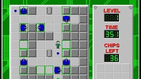 CCLP2 level 1 solution - 347 seconds