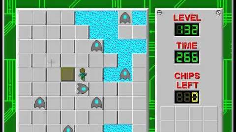 CCLP2 level 132 soluiton - 251 seconds