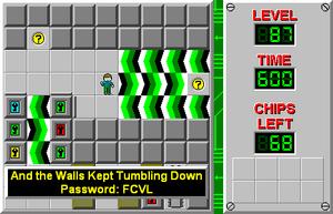 CCLP4 Level 87