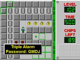 Triple Alarm
