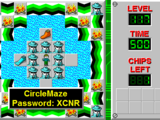 CircleMaze
