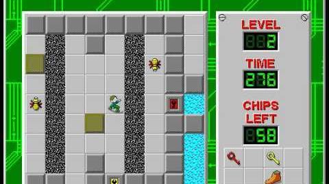CCLP2 level 2 solution - 243 seconds
