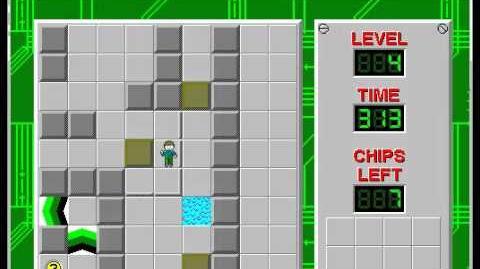 CCLP3 level 4 solution - 245 seconds