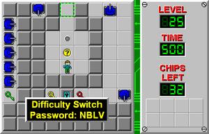 CCLP4 Level 25