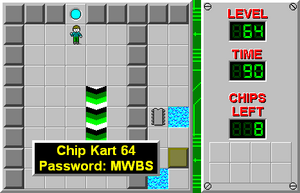 CCLP1 Level 64