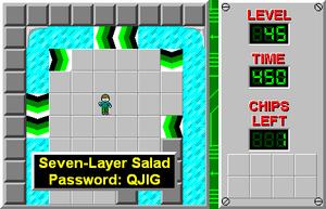 CCLP4 Level 45