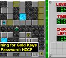 Mining for Gold Keys