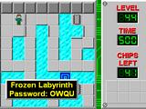 Frozen Labyrinth