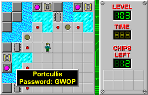 CCLP1 Level 103