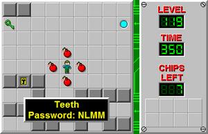CCLP2 Level 119
