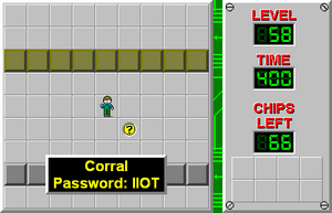CCLP1 Level 58