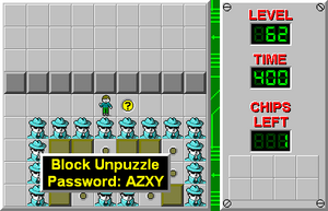 CCLP4 Level 62