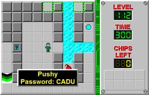 CCLP3 Level 112