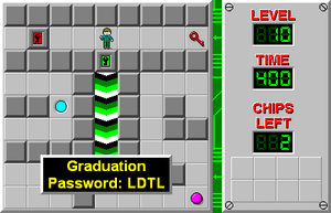CCLP1 Level 10