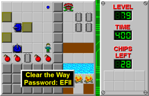 CCLP3 Level 79