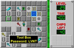 CCLP3 Level 29