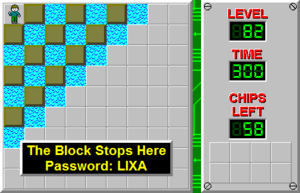 CCLP2 Level 82
