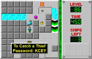 CCLP3 Level 86