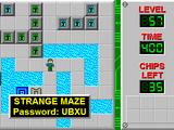 Strange Maze