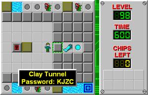 CCLP4 Level 98