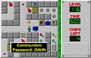 CCLP1 Level 116