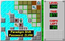 CCLP4 Level 144