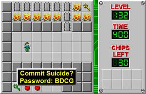 CCLP3 Level 132