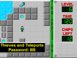 Thieves and Teleports