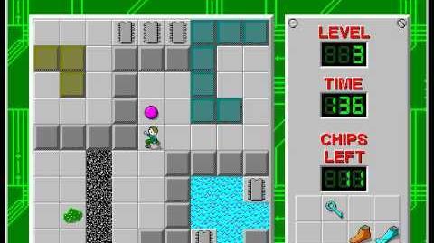 CCLP2 level 3 solution - 109 seconds