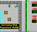 Annoying Wall