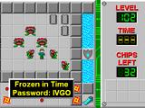 Frozen in Time