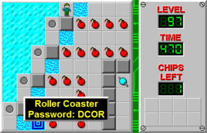 CCLP2 Level 97