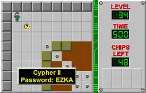 CCLP2 Level 34