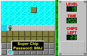 CCLP3 Level 19
