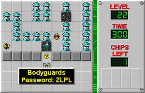 CCLP4 Level 22